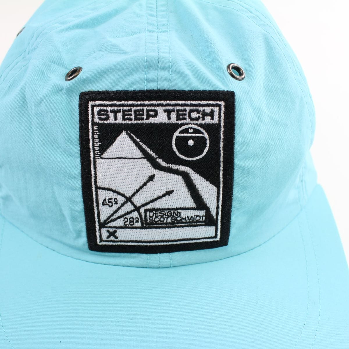 supreme x the north face Steep Tech teal 6panel cap 2016 - SaruGeneral