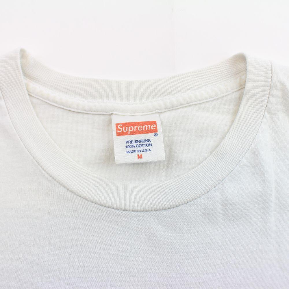 supreme bling box tee white 2013 - SaruGeneral