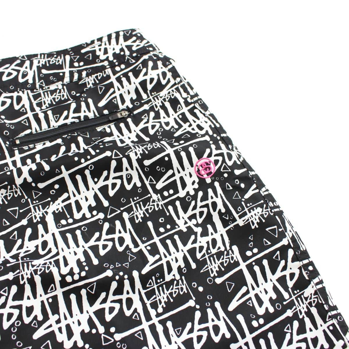 stussy allover shorts - SaruGeneral