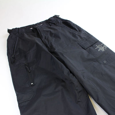 stussy tactical pants black - SaruGeneral