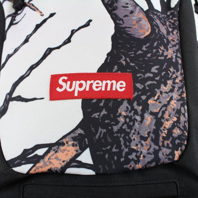 supreme white tree camo backpack 2012 - SaruGeneral