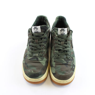 Nike x Supreme Woodland Camo Air Force 1s - SaruGeneral