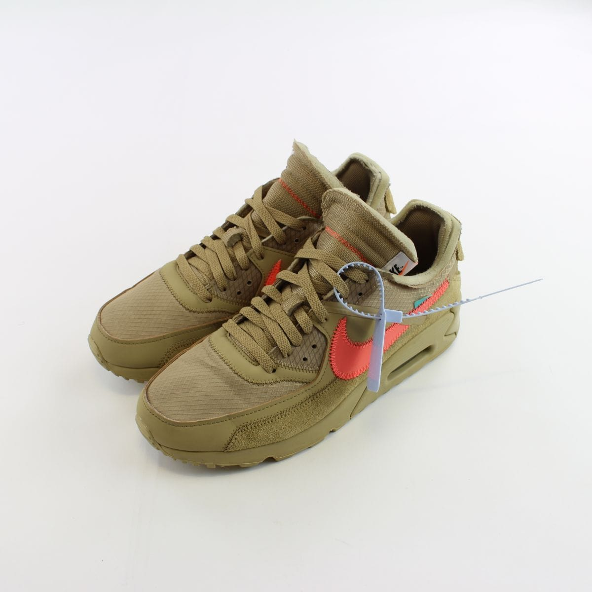 Nike x Off white AM90 Desert Ores