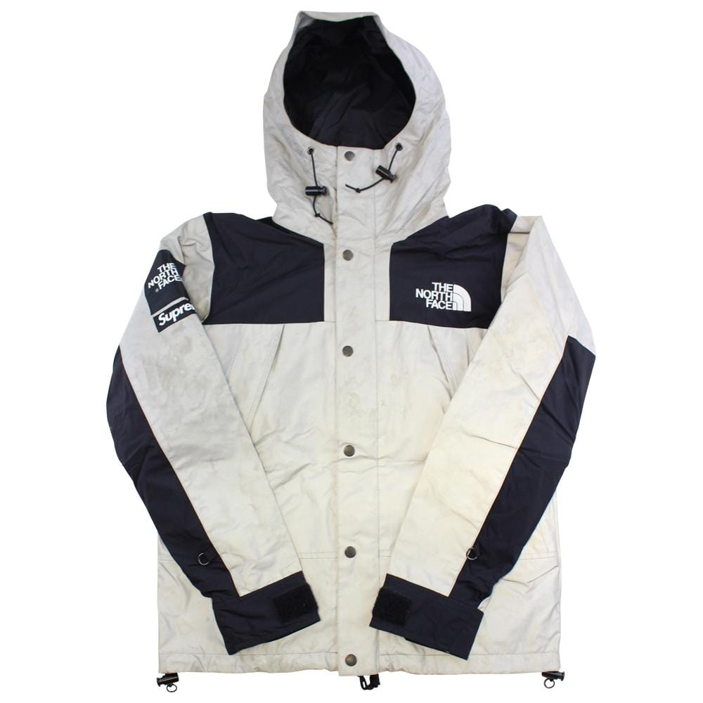 supreme x the north face 3m reflective jacket black 2013