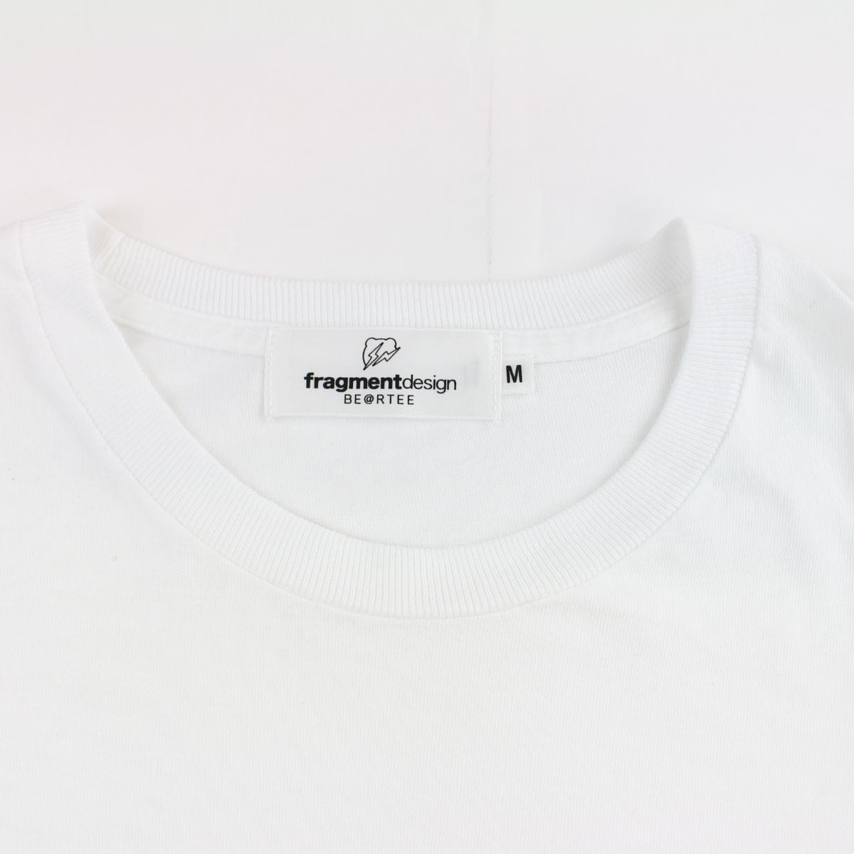 fragment x bearbrick tee white - SaruGeneral