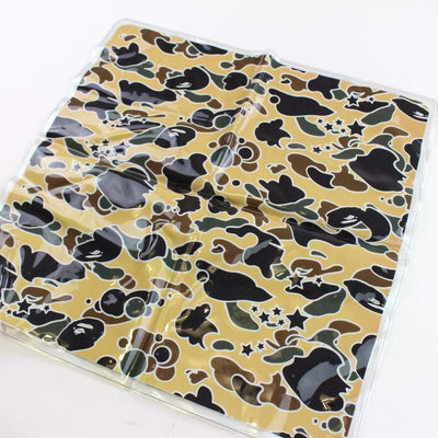 bape psyche camo inflatable pillow - SaruGeneral