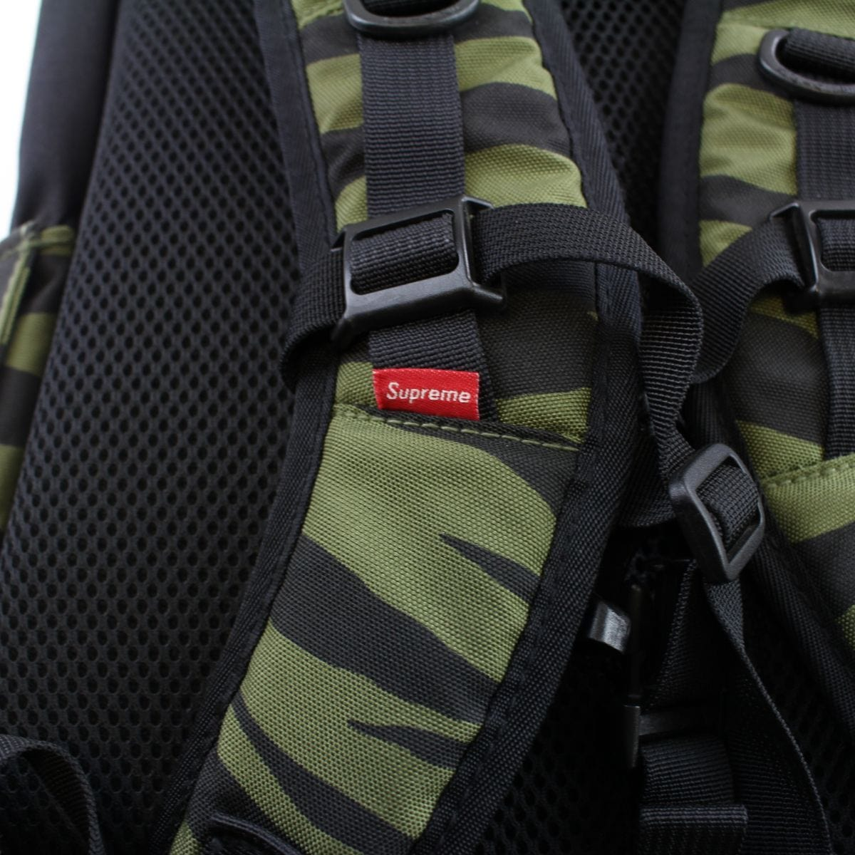 supreme tiger camo cross xxx backpack 2011 - SaruGeneral