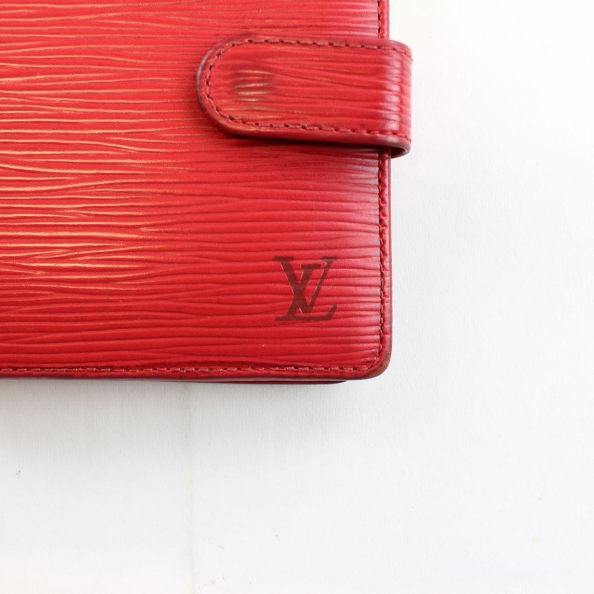 Louis vuitton red epi set - SaruGeneral