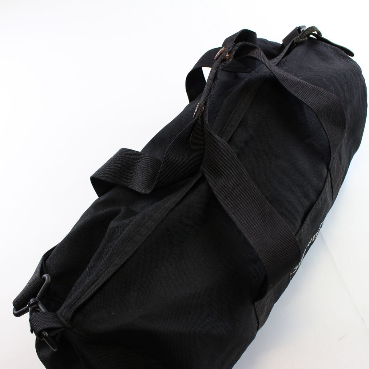 supreme black duffle bag early 00s - SaruGeneral