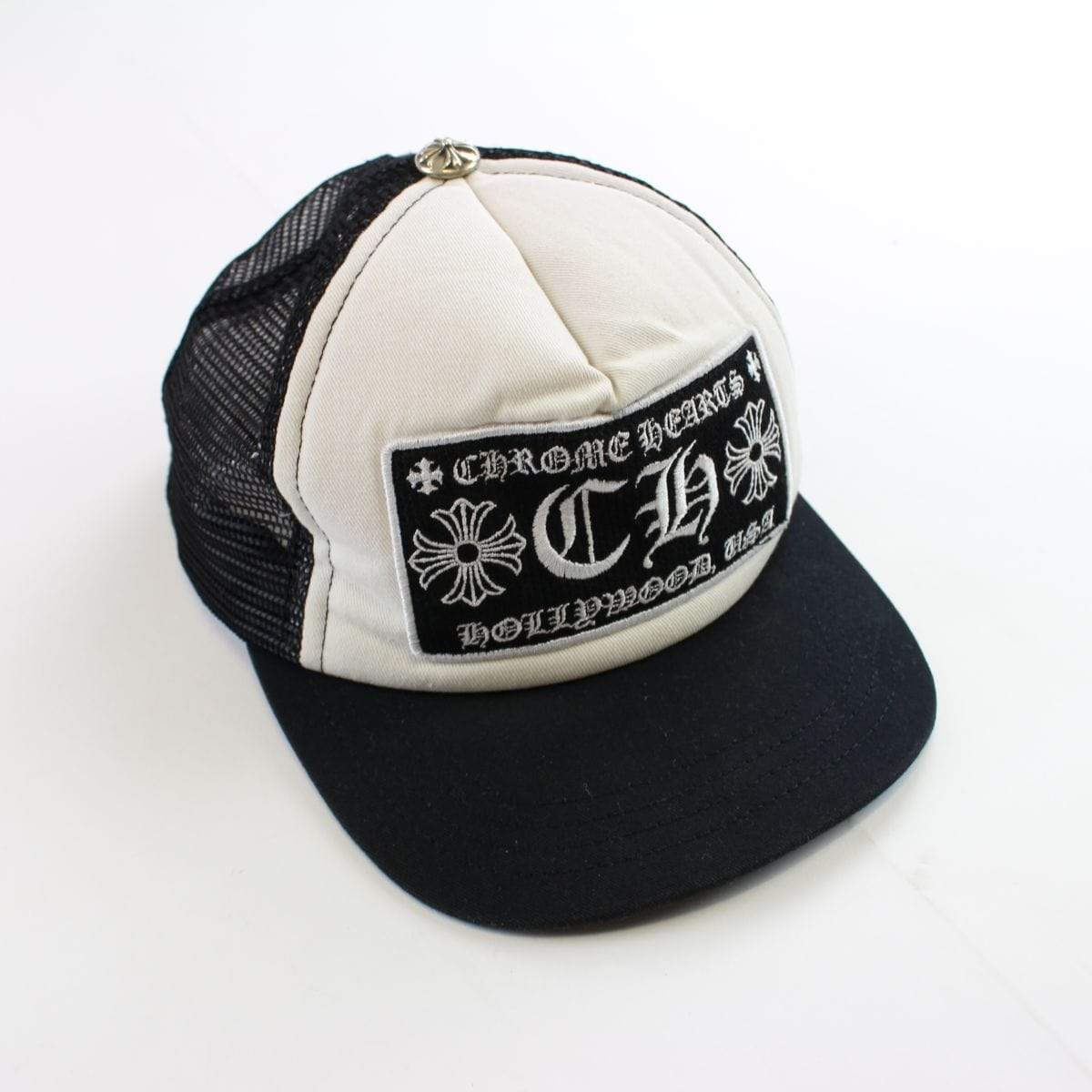 chrome hearts CH trucker black - SaruGeneral