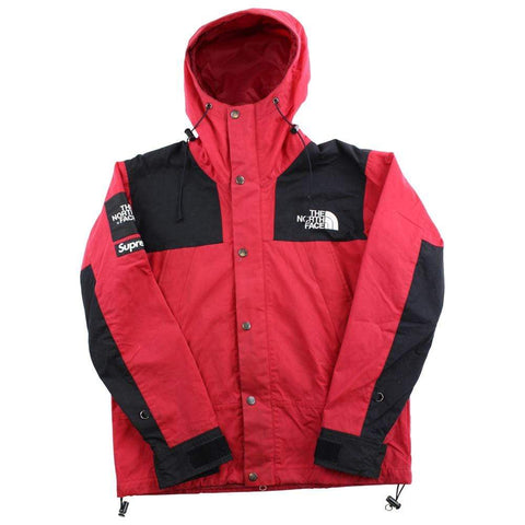 Supreme x TNF the north face wax red - SaruGeneral