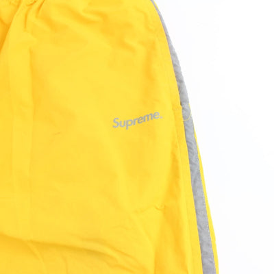 supreme 3m strip track pants yellow - SaruGeneral