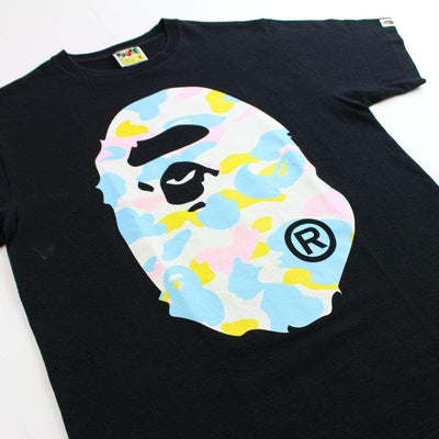 bape candy big ape tee black - SaruGeneral