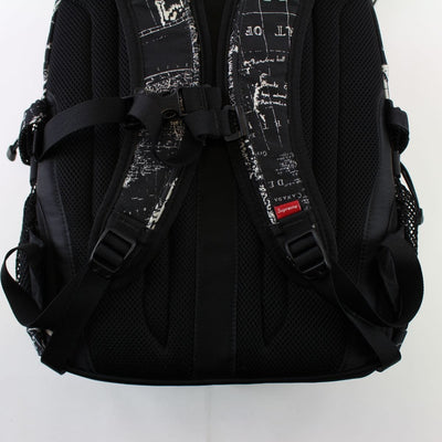 Supreme X Tnf Venture Backpack Black - SaruGeneral