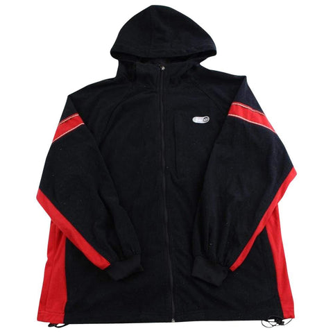 Stussy Black-red fleece late 80s - SaruGeneral