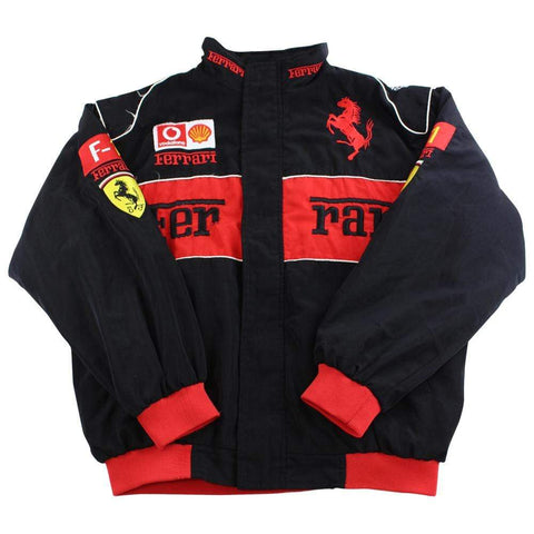 Ferrari Racing Jacket - SaruGeneral