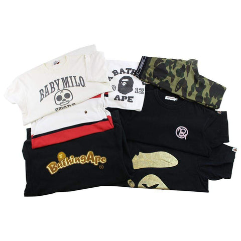 Bape bathing ape crewneck, milo skull, towel & many more - SaruGeneral