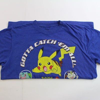 Vintage tweedy, pokemon, tupac & more tee Lot - SaruGeneral