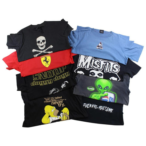 Vintage misfits, snoop, ferrari & more bundle - SaruGeneral