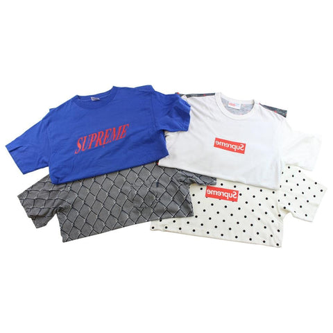 Supreme CDG Box Logos & More set - SaruGeneral