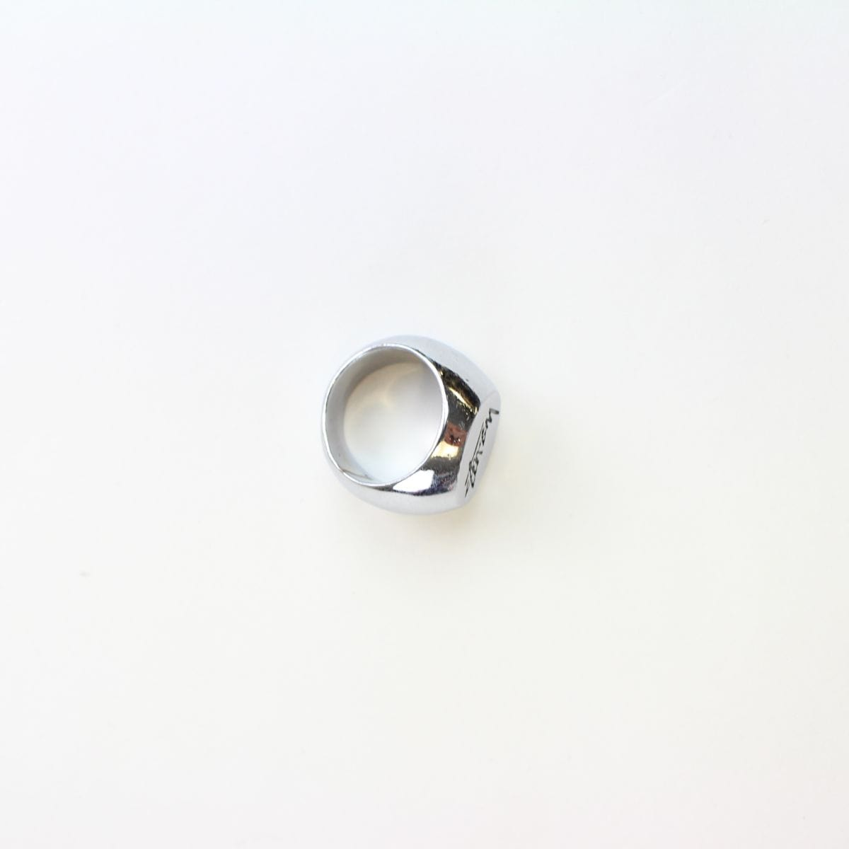 stussy silver ring - SaruGeneral