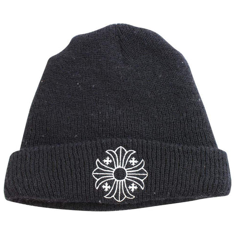 chrome hearts wool cross beanie - SaruGeneral