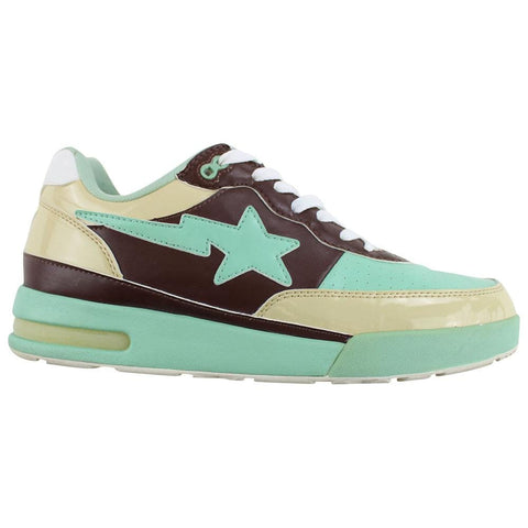 Bape Roadsta Mint & Brown - SaruGeneral