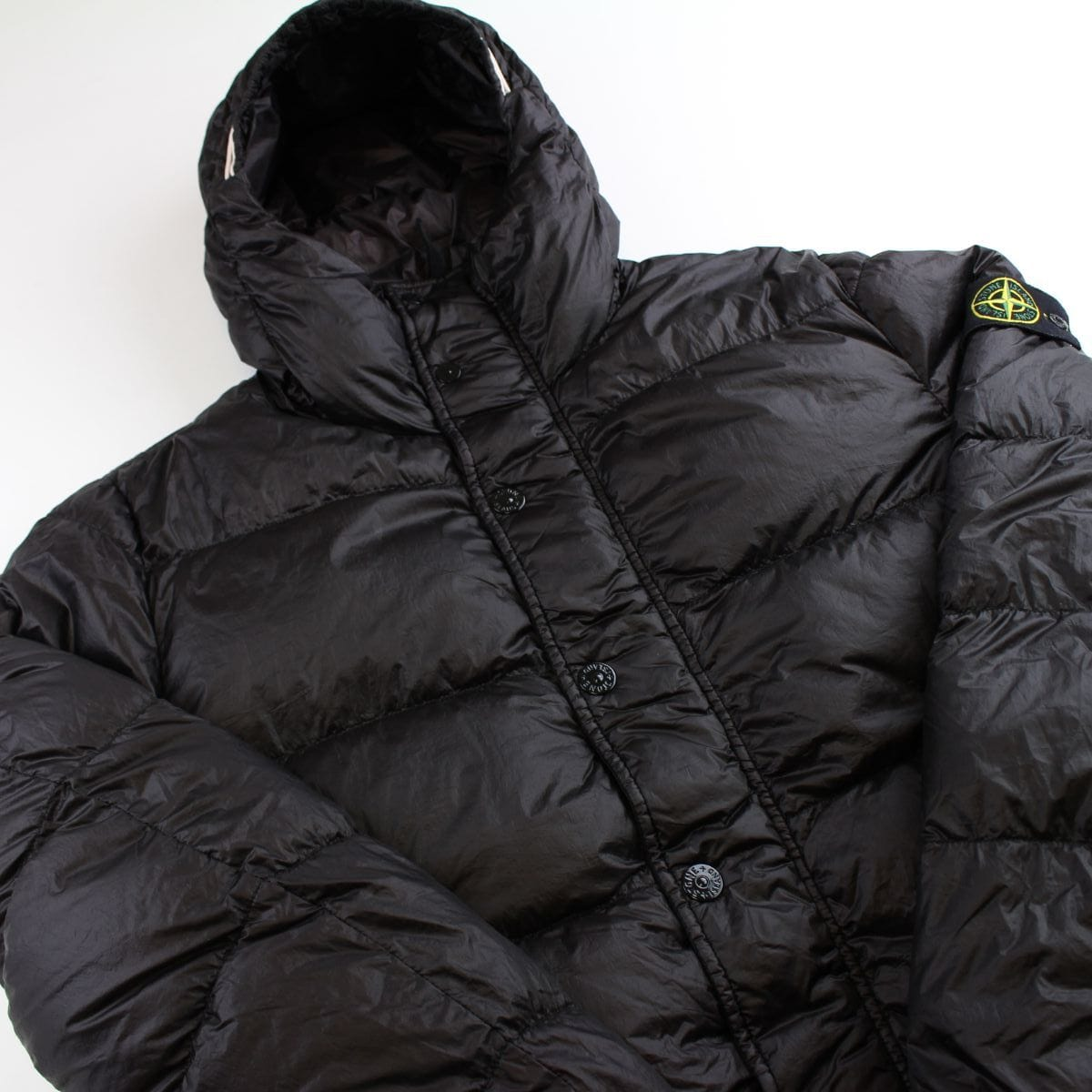stone island brown down jacket - SaruGeneral