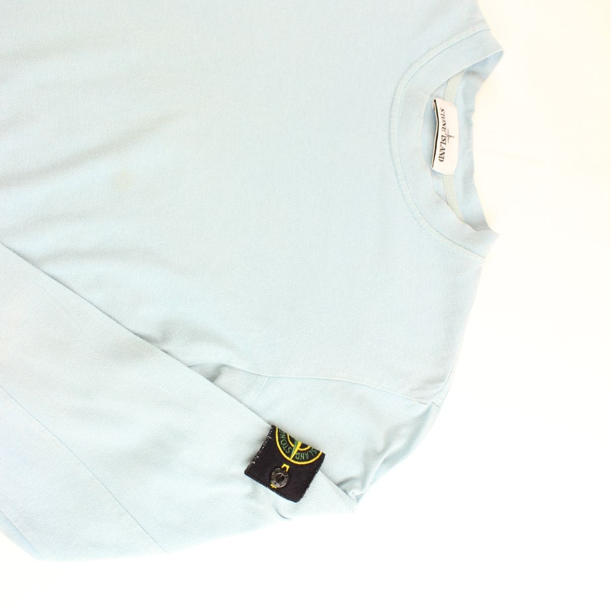 Stone island baby blue ls - SaruGeneral