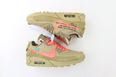 Nike x Off-White Desert AM90s - SaruGeneral