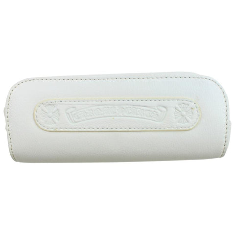 Chrome Hearts horseshoe Pencil Case White - SaruGeneral