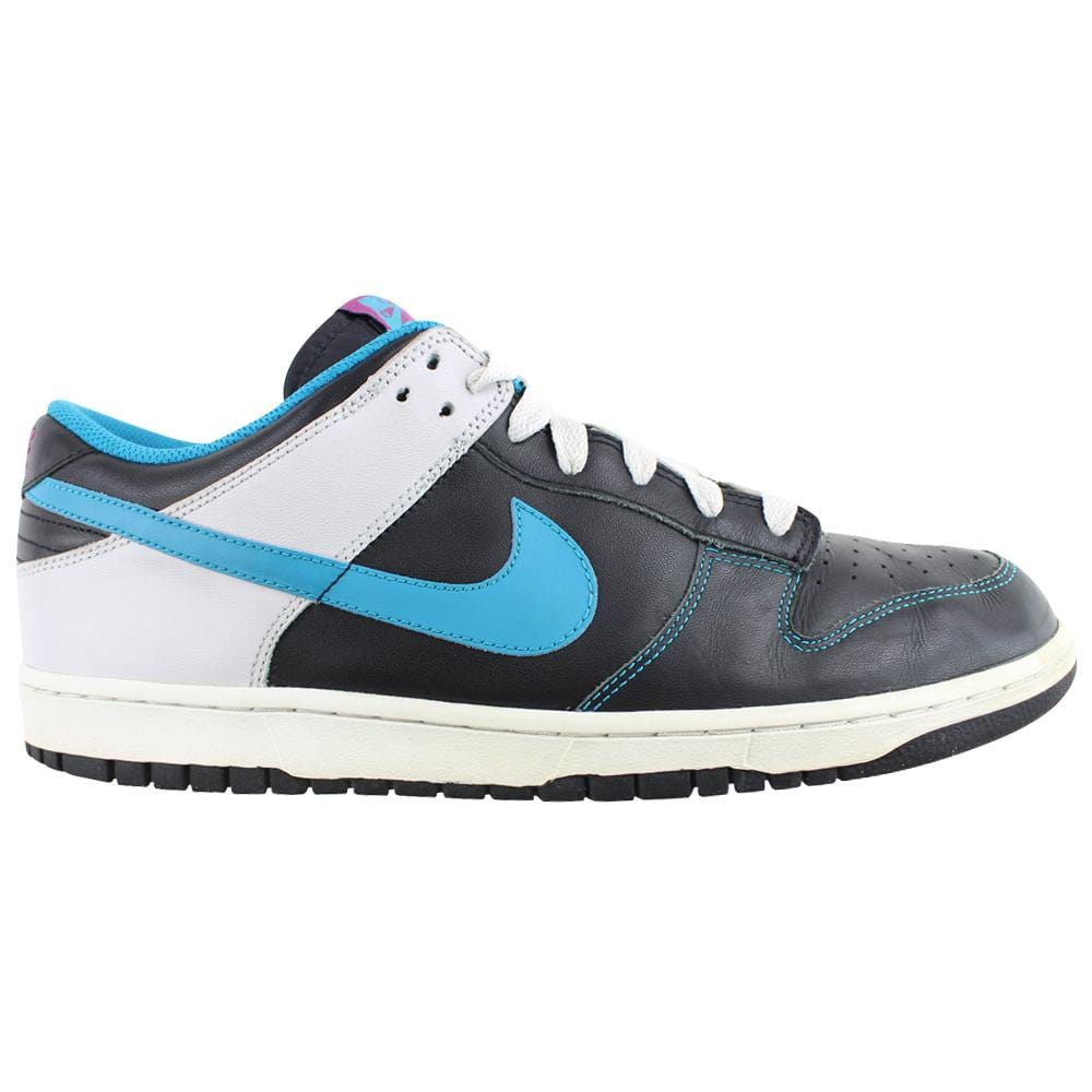 Nike SB Dunk Low Black & Neutral Turquoise