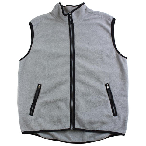 supreme polartec fleece vest
