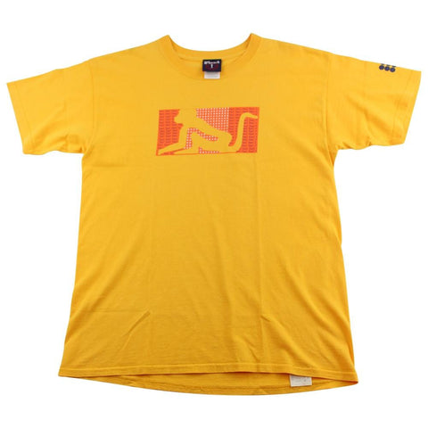 Fuct Monkey Logo Tee Orange