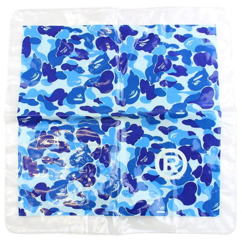 bape abc blue camo inflatable pillow - SaruGeneral