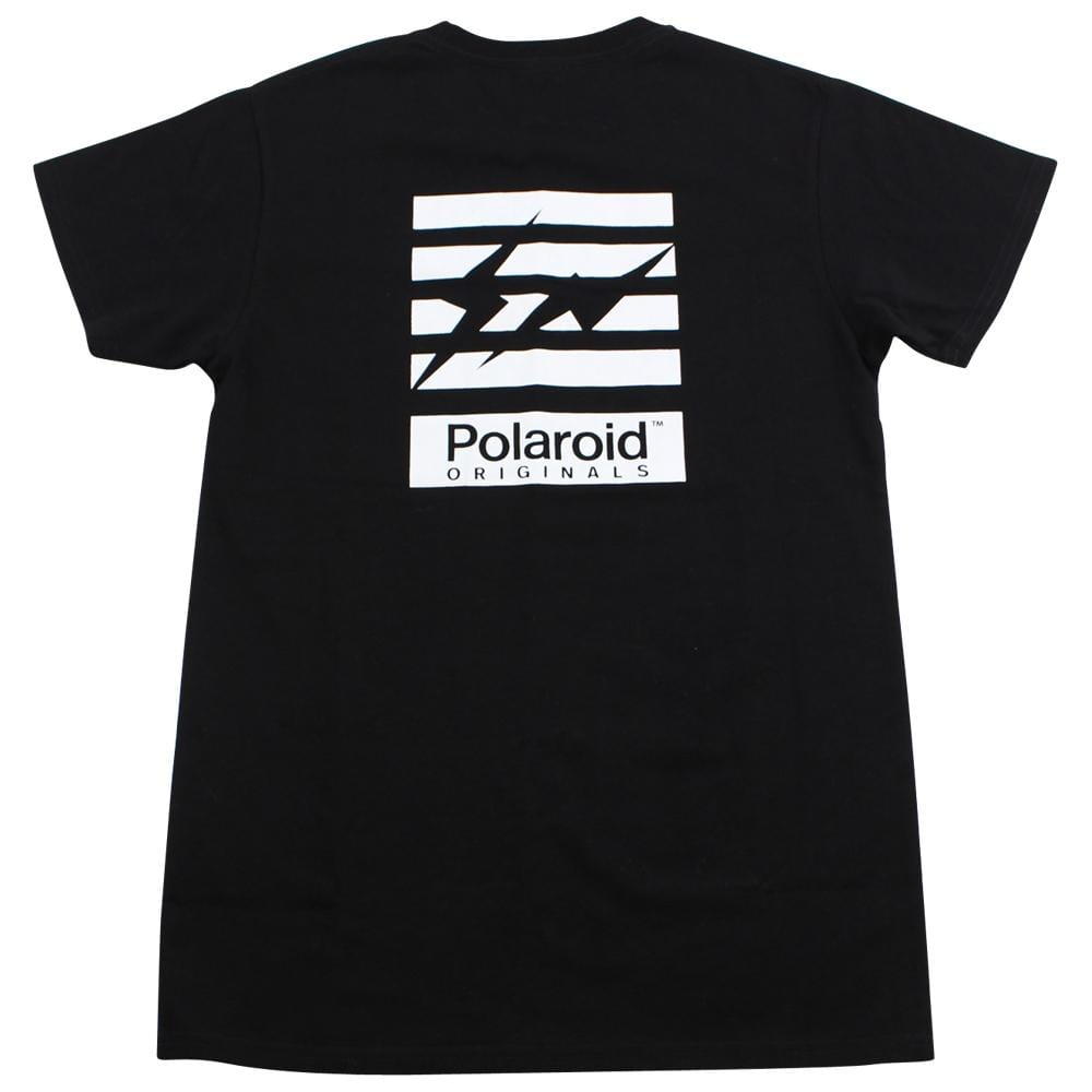 Fragment x Polariod Tee Black - SaruGeneral