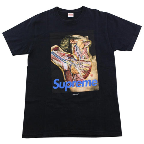 Supreme x Undercover Atonomy Tee Black - SaruGeneral