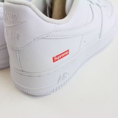 Nike Supreme Airforce 1 White