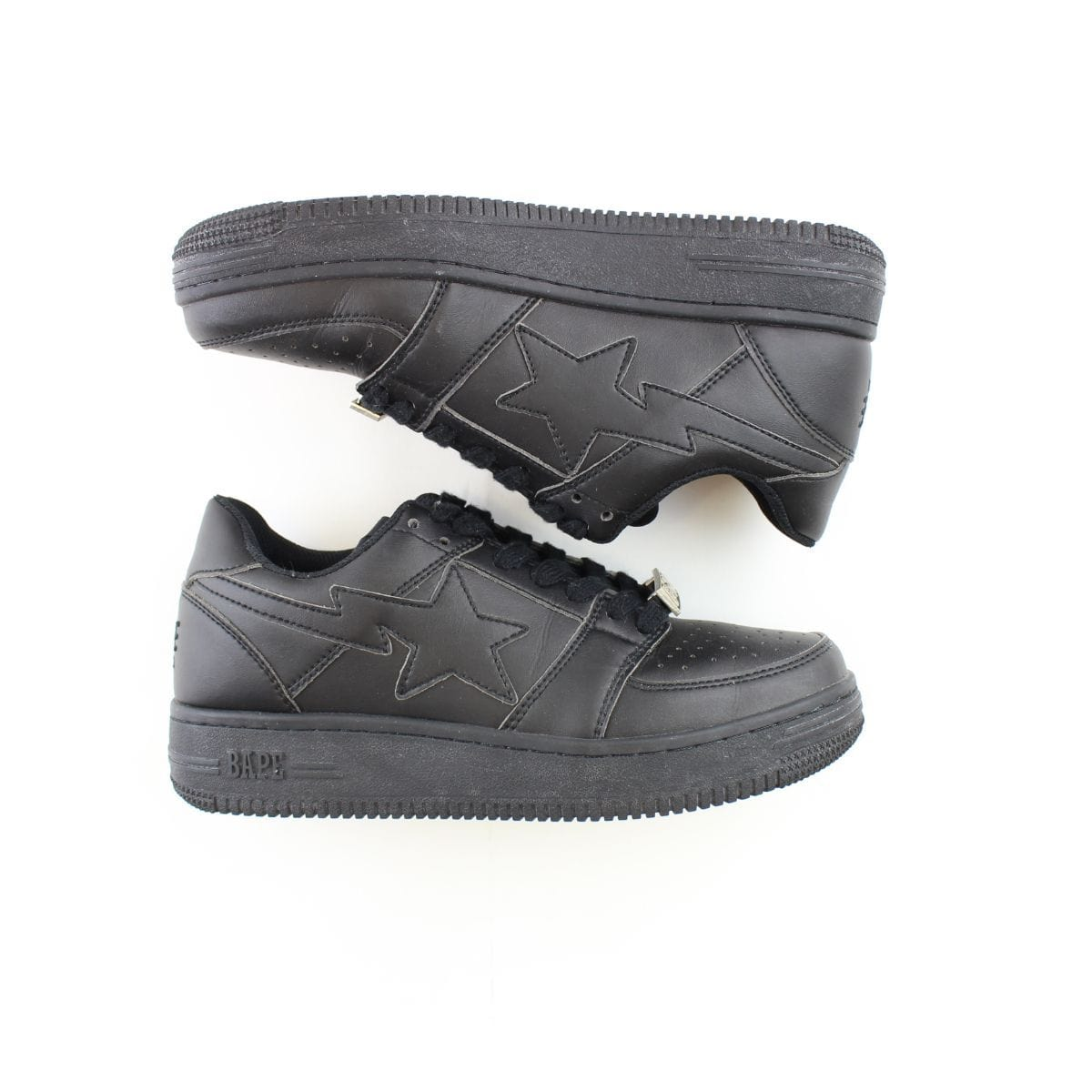 Bapesta All Black - SaruGeneral