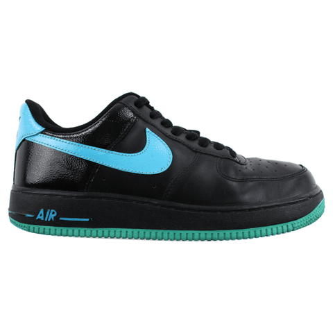 Nike Air Force 1 Light Blue Black