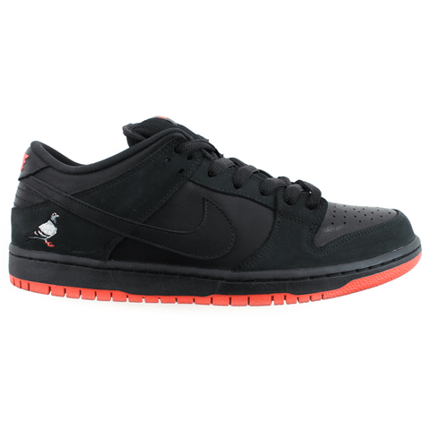 Nike Dunk SB Low Black Pigeon