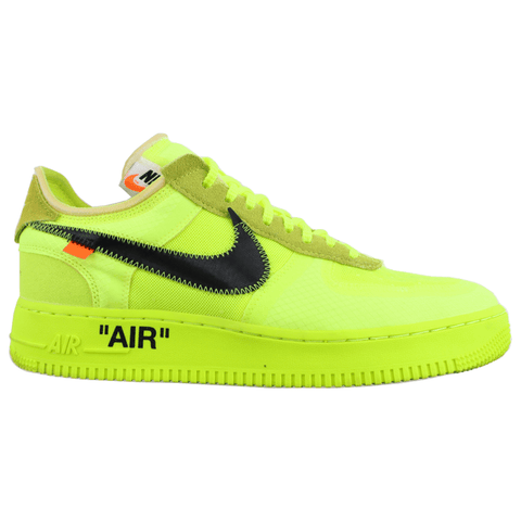 Nike x Off White Air Force 1 Volts