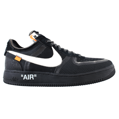 Nike x OffWhite Air Force 1 Black