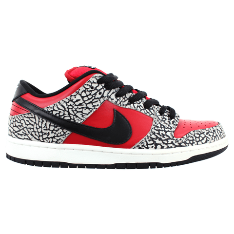 Nike x Supreme SB Dunk Low Cement