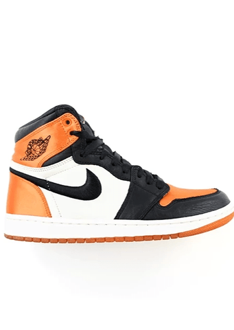 Nike AJ1 Retro High Satin Shattered Backboard