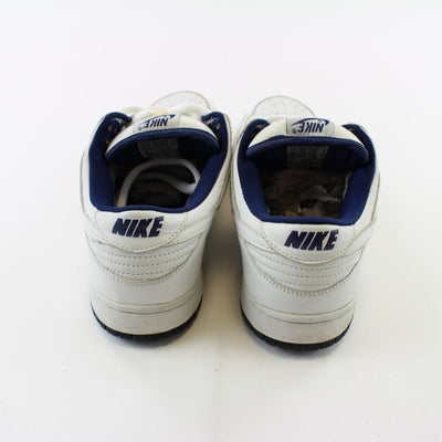 Nike SB Dunk Low Midnight navy white - SaruGeneral