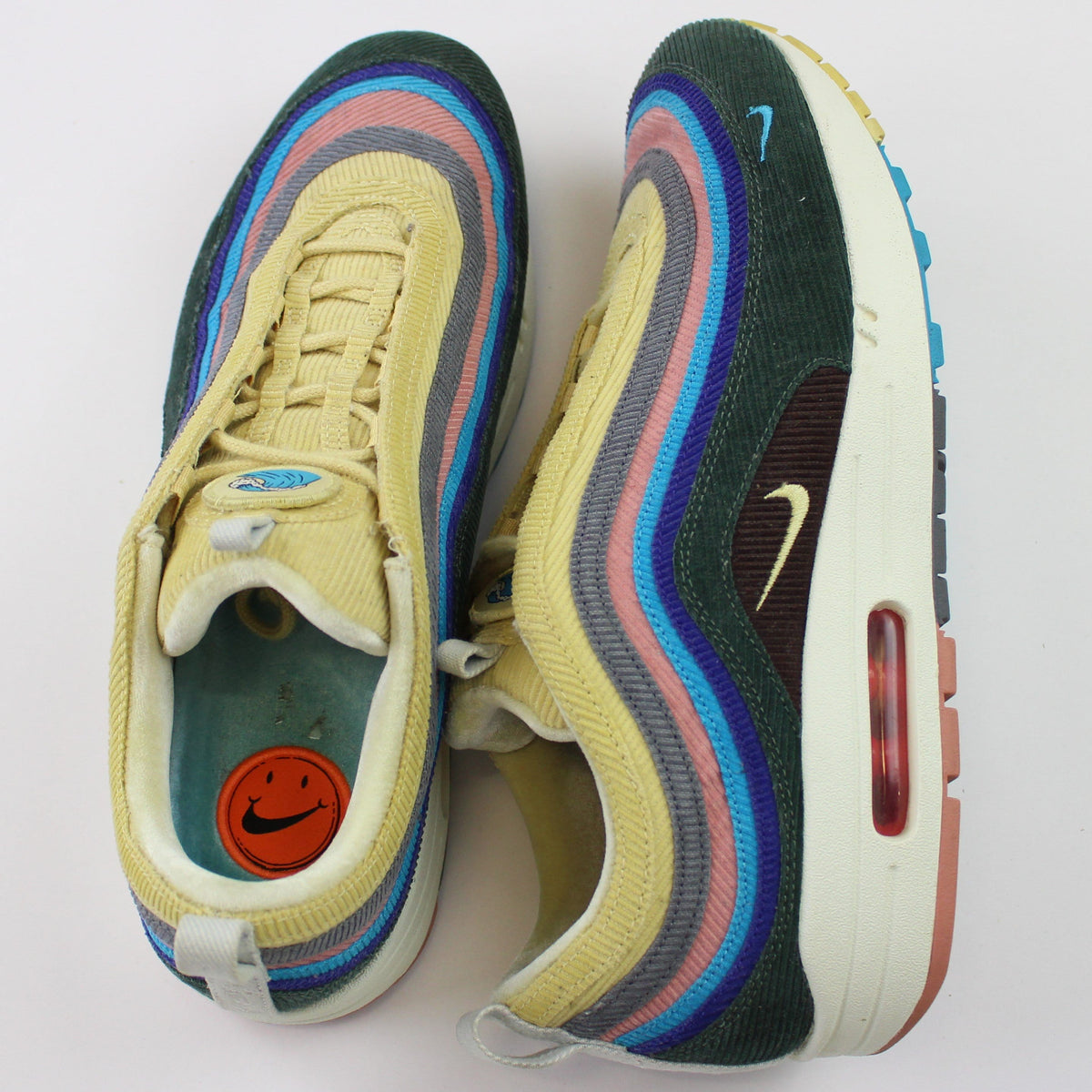 Nike x Sean Wotherspoon Airmax 971s - SaruGeneral