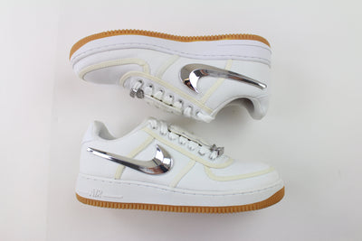 Nike x Travis Scott Air Force 1 Low White OG - SaruGeneral