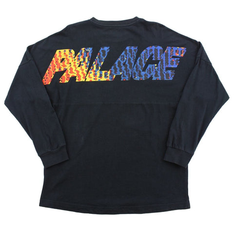 Palace 1000 Pops LS Black