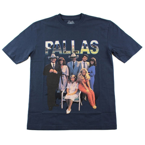 Palace Pallas Tee Navy